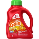 Gain 12771 Gain Liquid 2X Concentrate Apple Mango Tango 24 Load 6-50 Fluid Ounce