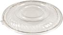 Caterware CL5320LP 320Oz Clear Pet Salad Bowl Lid 25Pk