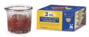 G.E.T. Enterprises 2 Ounce Fluted Melamine Ramekin 4 Dozen Per Pack - 1 Per Case Dozen