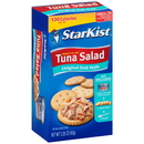 Starkist Ready-To-Eat Orignal Deli Style Tuna Salad 3.28 Ounce Kit - 12 Per Case