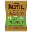 Dill Pickle Chips Thick & Bold 24-2 Ounce