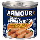 Armour Chicken Vienna Sausage 4.6 Ounces Per Pack - 24 Per Case