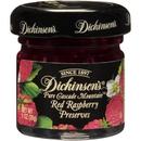 Dickinson Red Raspberry Preserves 1 Ounce Jar - 72 Per Case