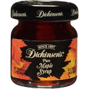 Dickinson Maple Syrup 1.6 Ounce Jar - 72 Per Case