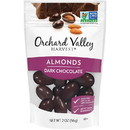 Orchard Valley V13437 14 Packs Of 2 Ounce Orchard Valley Harvest Dark Chocolate Almonds