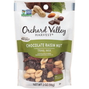 Orchard Valley V13438 14 Packs Of 2 Ounce Orchard Valley Harvest Chocolate Raisin Nut Trail Mix