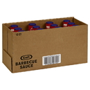 Kraft 10021000052384 Barbecue Sauce Sweet Honey 12-1.125 Pound
