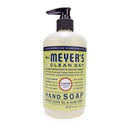 Liquid Hand Soap Lemon Verbena 6-12.5 Fluid Ounce