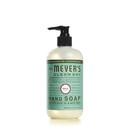 Liquid Hand Soap Basil 6-12.5 Fluid Ounce
