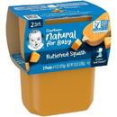 Gerber 00015000076535 Gerber 2Nd Foods Baby Food Butternut Squash 8(2X4oz)