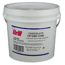 Donut & Roll Icing Chocolate Pail 1-40 Pound