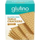 Glutino Gluten Free Table Crackers 7 Ounce Box - 12 Per Case