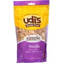 Udis Gluten Free Vanilla Granola 12 Oz