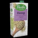Pacific Foods Original Hemp Milk 32 Fluid Ounce Carton - 12 Per Case