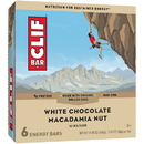Clif White Chocolate Macadamia Nut 6Pk