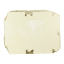 Boxit 14 Inch X 10 Inch X 14 Inch White Lock Corner Bakery Box 100 Per Pack - 1 Per Case