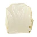 Boxit 8 Inch X 4 Inch X 4 Inch White Lock Corner Bakery Box 100 Per Pack - 1 Per Case