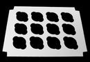 Boxit 1410CI-261 Cupcake Inserts White 1-100 Each