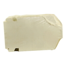 Boxit 444B-261 Bakery Box 1 Piece White Lock Corner 1-200 Count