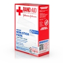 Johnson & Johnson 1116572 First Aid Nonstick Pads 8-3-10 Count
