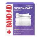 Johnson & Johnson 1116569 Band-Aid First Aid Gauze Pad 8-3-10 Count