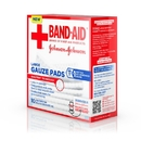 Johnson & Johnson Band-Aid Cushion Care Gauze Large 8 Thick Layers Pad 10 Per Box - 3 Per Pack - 8 Per Case