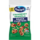 Ocean Spray Craisins Fruit Clusters Cranberry Granola 2 Ounces - 10 Per Pack - 4 Packs Per Case