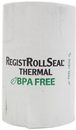 National Checking 7225-40 Register Roll Thermal 1 Ply White 2.25X40 1-50 Roll