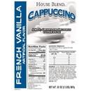 French Vanilla Cappuccino 6-2 Pound