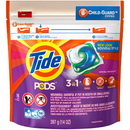 Tide Spring Meadow Laundry Detergent Liquid Pods 14 Fluid Ounce - 6 Per Case
