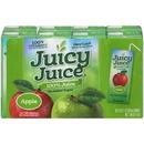Juicy Juice Single Serve Slim Apple 6.75 Fluid Ounce Boxes - 8 Per Pack - 4 Packs Per Case