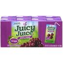 Juicy Juice Single Serve Grape Fun Box 4.23 Fluid Ounce Boxes - 8 Per Pack - 5 Packs Per Case