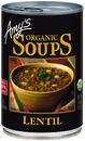 Soup Lentil Organic 12-14.5 Ounce