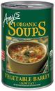 Soup Vegetable Barley Organic 12-14.1 Ounce
