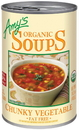 Soup Chunky Vegetable Organic 12-14.3 Ounce