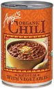 Chili Medium With Vegetables Organic 12-14.7 Ounce
