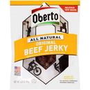 Oberto All Natural 12 Beef Jerky And 12 Bacon Jerky Display Case 24 Per Case - 1 Per Case