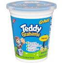 Nabisco Honey Teddy Grahams Crackers Go Pak 2.75 Package - 12 Per Case