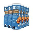 Gerber 00015000960100_ Gerber Puffs Baby Snack Sweet Potato