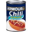 Armour No Bean Chili 14 Ounces Per Pack - 12 Per Case
