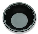 D & W Fine Pack BP729-320 Bowl Plastic 32 oz Black Salad