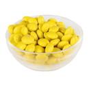 M&M'S Milk Chocolate Yellow 10 Pounds Per Pack - 1 Per Case