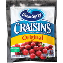 Ocean Spray Craisins Dried Cranberries 1.16 Ounces - 200 Per Case