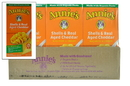 Annie'S Real Aged Cheddar Macaroni & Cheese Pasta 6 Ounce Box - 12 Per Case
