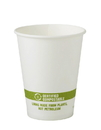 World Centric CU-PA-8 8 oz Hot Cups - Paper - Fsc Mix - Compostable