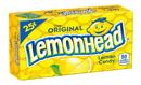 Lemonhead $.25 12/24/.8 Oz