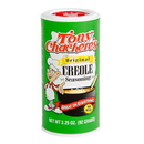 Tony Chachere'S Creole Foods Creole Seasoning 3.25 Ounces - 12 Per Case