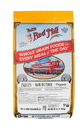 Bob'S Red Mill Organic Dark Rye Flour 25 Pound Bag - 1 Per Case