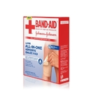 Johnson & Johnson Band-Aid Cushion-Care Adhesive Gauze Large Sterile Pad 4 Per Box - 2 Per Pack - 12 Per Case