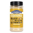 Peanut Butter & Co. All Natural Powdered Might Nut Original Peanut Butter 6.5 Ounce Pack - 6 Per Case